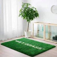 Домашняя мебель WEMSGRASS CARPET POLUSH PLOSS MAT Салон Спальня Большие коврики поставщик OWF10042
