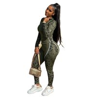 Vestiti da donna Tracksuit Runway Sweat Suits Due pezzi Set Top and Pants Lounge Wear 2 Pz Ropa Deportiva Mujer Autunno Autunno