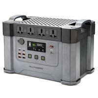 2000W 1700Wh Home Portátil Inversor Inversor Gerador de Energia Energia Estação de Energia Exterior Gerador de Potência