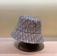 Bayan tasarımcıları son derece kaliteli güneş kova şapka moda erkekler cimri ağızlık şapka adam kadın unisex sunhat balıkçı kapaklar nakış nefes rahat kap