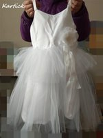 Girl's Dresses 2021 Arrival Flower Girl For Wedding Perfect Birthday Party Pageant Communion Dress Little Girls Kids Child