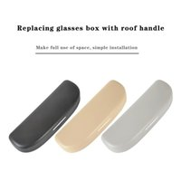 Other Interior Accessories 1pc Car Glasses Storage Box Auto Roof Sunglasses Clip Beautiful And Durable Eyeglass Holder