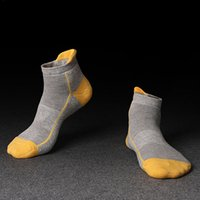 2021 Men Mesh Sports Socks Outdoor Sports Quick-drying Breathable Men's Basketball Socks Casual Thin Camping Hiking