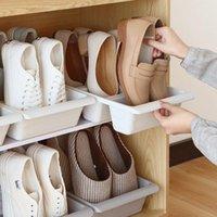 Clothing & Wardrobe Storage Household Shoe Rack Organizer Cabinet Tray Boxes Items Cabinets