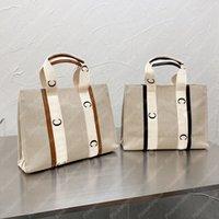 Bayan Tote Çanta Orta Woody Tote 2021 Erkek Çanta Tasarımcısı Çanta Luxurys Tasarımcılar Çanta Omuz Çantaları Crossbody Çanta Çantalar 2104021L