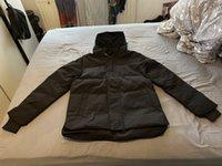 Мужские пуховые куртки Весов Homme Открытый зимой Jassen Верхняя одежда Большой Мех с капюшоном FunRure Manteau Acket Пальто Hiver Parka Doudoune