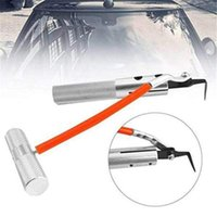 Motorcycle Windshield Disassembly Tool Car Windscreen Cut Out Long Non-slip Handle Auto Window Glass Removal Knife