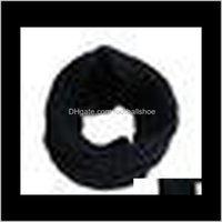 Hats, Scarves & Gloves Fashion Aessoriesladies Girls All-Match Winter Warm Knitting Wool Collar Neck Warmer Scarf Shawl Wraps 88 Fs991 Drop