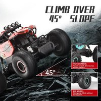 2.4G 1:16 Scale Climbing Remote Control Cars Off-Climbing Four-wheel Suspension Shock Absorption RC Car