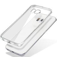 Custodia per cellulare TPU morbida trasparente ultrasottile per Galaxy S8 S9 Plus S6 S7 Edge J1 J3 J5 J7 A3 A5 A7 Caso di copertura Coque