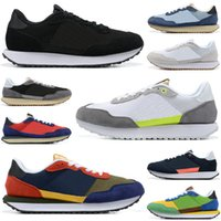 237 men women shoes black outdoor mens womens tainers sports sneakers runners size 36-45