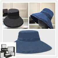 21SS Men's Bucket Hat Classical Elements Concise Casual Cap Man Caps Hats 3 Colors