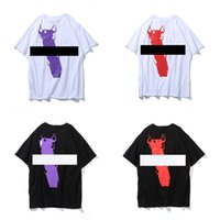 T-shirt cosigna cosignistes vêtements grand v tees polo mode manches courtes Loisirs Basketball Jerseys Hommes S Vêtements Femmes Robes Mens Tracksuit