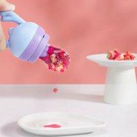 Chupetas # bebê chupeta de fruta personalizado silicone silicone nibbler teto mamilo alimentador delicioso para as crianças nascidas