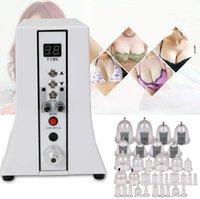 150ML Strong Power Pump Breast And Butt Enlarging Lifting Vacuum Massage Machine