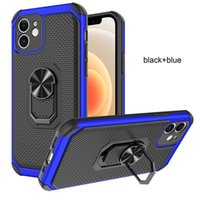 Ring Holder Magnetic Phone Cases for Samsung A12 A22 A32 A52 A72 A11 EU Shockproof Hard Cover