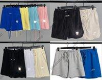 20SS Novo Hip Hop Nylon Shorts Active Mulheres Mens 3M Reflexo Shorts Calças Sports Shorts Moda Sweathort Unisex Casual Praia Calças