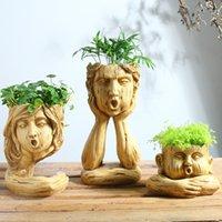 لوازم الحدائق المزارعون الأزياء المجدل البشرية الترفيه شرب متجر الإبداعية مضحك التعبير زهور المنزل