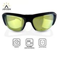 Männer Sonnenbrillen-Kamera TF Mini-Video-digitale Audio-Recorder 1080P HD-Gläser Fahren Sie Rekord-Radfahren-DV-Kameras