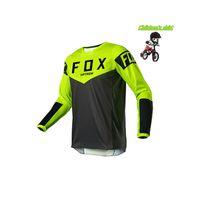 2021 Kids Off Road ATV Racing Camiseta AM Bicicleta Ciclismo Bicicleta Downhill HPtrem Jersey Motocross MTB DH MX D Boys Shirt X0503