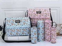 fashion diaper bags for baby boy girl fancy mom diapering handbags large size leather material backpacks children use 2021