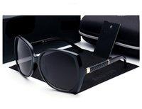 أعلى جودة العلامات التجارية الفاخرة مصمم نظارات المرأة الرجعية خمر حماية الإناث أزياء نظارات الشمس إطار كبير نظارات الرؤية الرعاية 6 اللون