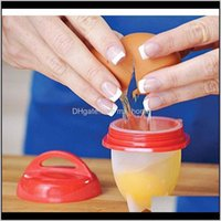 Tools Product 6Pcsset Sile Cooker Hard Boiled Eggs Without The Shell For Egg Cooking Too Jllkdl 7Jzfh Bhdi3