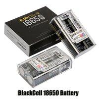 100% originale Blackcell IMR 18650 batteria 3100mAh 40a 3,7 V di scarico ricaricabile ricaricabile Top Vape Box Mods Batterie al litio Genuine