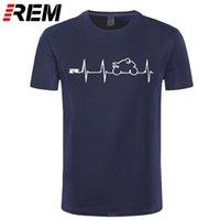 REM cool T-Shirt T-Shirt Japan Motorräder Heartbeat GSXR 1000 750 600 K7 210716