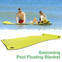 Tear-Resistant Water Blanket Floating Pad Bed The Softest Float Mat Swimming Accessories Inflatable Floats & Tubes