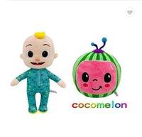 wholesale Cartoon TV Series Stuffed Doll Cocomelon JJ Little Boy Plush Toys