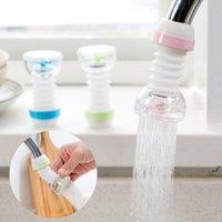 Purificateur d'eau domestique pour le robinet d'eau du robinet de cuisine pour robinet à domicile Filtre à eau Purificateur 2.5 * 5 * 6.5cm DWB7510