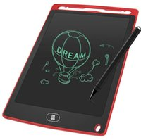 Intelligence toys 8.5 inch LCD Writing Tablet Drawing Board Blackboard Handwriting Pads Gift for Kids Paperless Notepad Tablets Memo With Upgraded Pen