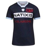 2021 Weltmeisterschaft Frankreich Jerseys Shirts Rugby Maillot de Foot Französisch Boln Rugby Shirt