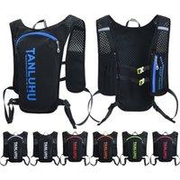 4L Outdoor Sport Cycling Camping Water Bag Storage Hydration Pocket Backpack UltraLight Hiking Bike Riding Pack Bladder Knapsack