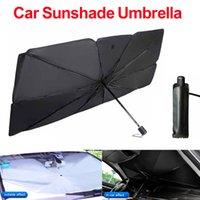 Voiture pliable soleil parapluie intérieur pare-pare-soleil couvercle fenêtre fenêtre fenêtre protection UV protection parasol accessoires auto
