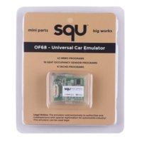 3 teile / los Universal Auto Emulator Mini-Parts Große Werke Squ von68 Unterstützt Multi-Cars ECU Immo Programs Sensor OBD OBDII Emulator