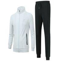 Mens hoodie sportswear tracksuits mens sweatsuit sports suit women jogging jacket sweatshirt set and pants mens Sweater suits