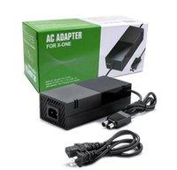 Para el adaptador de ladrillo de la fuente de alimentación de Xbox One One con cable de baja ruido 100-240V 12V 12A 10A 8A cargador de CA