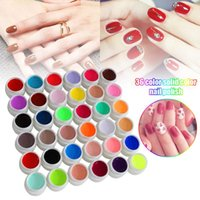 Nail Polish 36 Color Potherapy Gel Manicure Set Shop Family ...