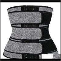 Support 3 Waist Trainer Corset Neoprene Sweat Belt Body Women Slimming Sheath Reducing Curve Shaper Workout Trimmer1 V5Tkz X6P7R