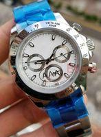Moda Cerâmica Bezel Relógios Pulseira Mens Mecânica Aço Inoxidável 2813 Homens Movimento Automático Assista Esportes Esportes Relógios de Relógios de Luxo