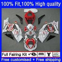 Bodywork OEM For SUZUKI GSXR 1000CC 1000 CC K7 Injection Mold Body 27No.141 Lucky Strike GSXR-1000 GSXR1000 07 08 GSXR1000CC 2007 2008 GSX-R1000 2007-2008 Fairing Kit