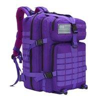Backpack Tactical Military Rucksacks Training Gym Fitness Bag Man Outdoor Sports Camping Hiking Trekking Fishing Hunting Bags