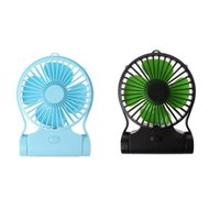 Electric Fans Hands-Free Neck Hanging Fan Powered By Rechargeable Battery With 3-Level Speed USB Desk For Outdoor Camping Home