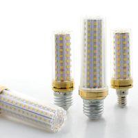E27 E14 Светодиодная лампочка для кукурузы 110 В 120 В Светодиодная лампа 9W 80 из 8 Вт 129LED Высокая яркости Энергосберегающие Свеча Лампочки для люстры