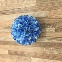 10pcs 5cm 실크 카네이션 인공 Pompom 꽃 머리 수국 홈 웨딩 장식 DIY Scrapbooking 가짜 꽃 qylkmg 650 r2