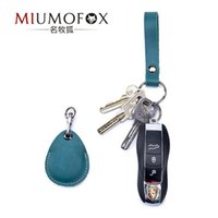 Card Holders 2021 Men And Women Key Holder Porta Chaves Fashion Car Keys Case Clip Ring Portable Pouch Bag Wallet