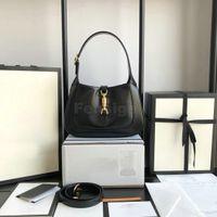 Femmes Jackie 1961 Hobo Sac Luxurys Designers Designers Sacs à bandoulière sac à main Handbody Femme Sac à main