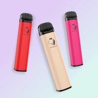 Gunnpod Disposable electronic cigarette Vapes 2000 Puffs vape pod superior quality E Cigarettes Device Pre-filled 8ml pods 1250mAh Battery 20 Colors Vapor Pens